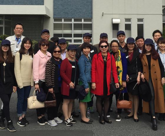 Tham quan Nhật Bản cùng Paloma – Tháng 4/2016
